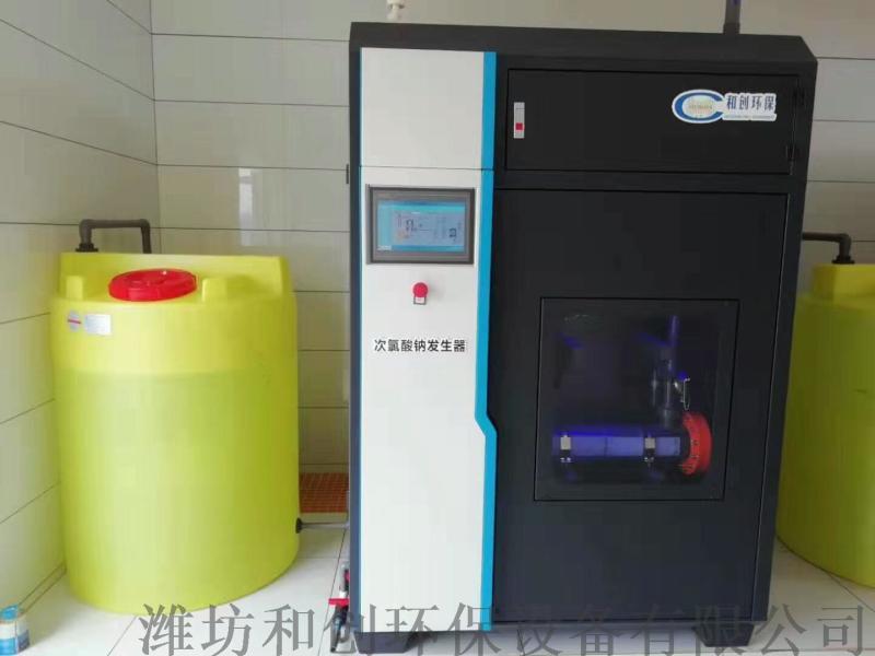貴州電解食鹽消毒設備-水廠次氯酸鈉發生器