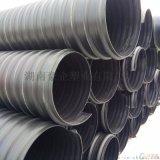 湖南株洲中財鋼帶增強管HDPE鋼帶管中財牌鋼帶管