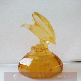 宏图大展礼品摆件 琉璃工艺品