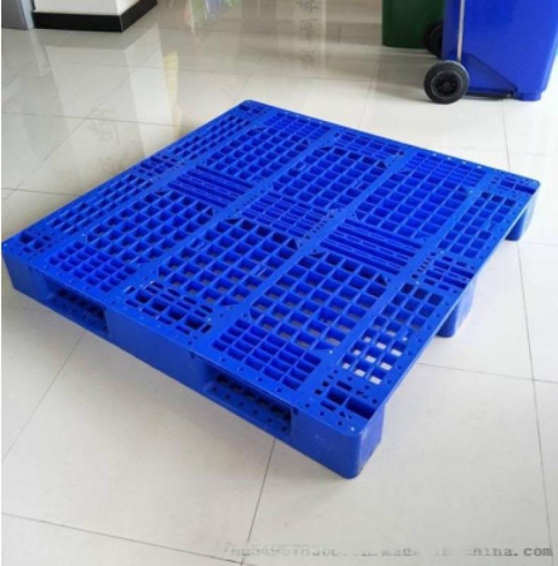 重庆川字塑料托盘 货架托盘塑胶栈板厂家