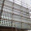 户外建筑2.5厚 碳幕墙铝单板白色雕花铝单板