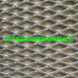 压平钢板网菱形网