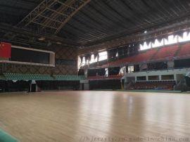 室内篮球场为何使用体育实木运动地板?