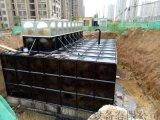 玻璃鋼地埋式一體化預製泵站 荊州一體化預製泵站