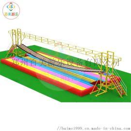 新疆乌鲁木齐景区大型网红桥设备厂家直销