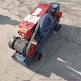 圓鋼螺紋鋼扁鐵剪斷機 50型加重鋼筋切斷機