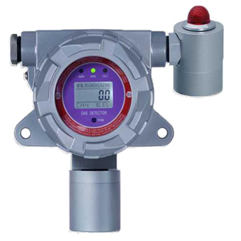 化工厂VOC报警器带声光报警器大屏显示