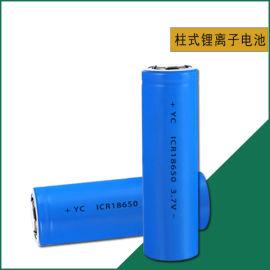 供应柱式3.7V锂离子可充电电池,单电芯80mAh- 4000mAh等,安全环保