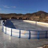 轮滑球场围挡防撞板实体厂家