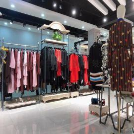 简单主题 三标全 品牌女装尾货折扣 广州三荟服饰