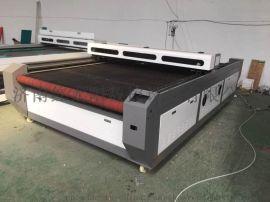 配纠偏系统,自动送料配置汽车座套脚垫激光切割机