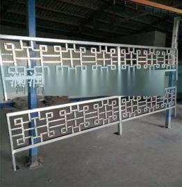 生产供应 安全热镀锌钢围墙护栏 锌钢广告护栏 安平阳台锌钢护栏
