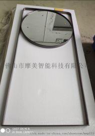 大型不锈钢led卫浴镜