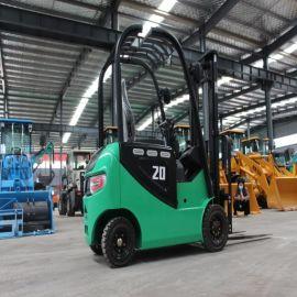 电动叉车 0.5吨1吨1.5吨四轮座驾式液压搬运车
