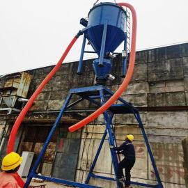 粉煤灰装车机 环保气力吸灰机 库存干灰清运设备