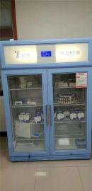 药剂科双门冷藏药品冰箱