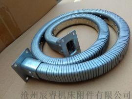 JR-2耐磨矩形金属软管 沧州CR矩形金属软管