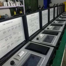 LB-6200便携式超声波明渠流量计