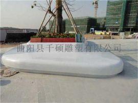 厂家定制不锈钢座椅雕塑  美陈雕塑摆件