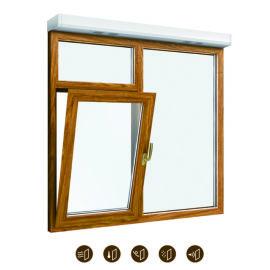 兴发帕克斯顿门窗系统平开窗系统