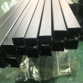 湛江不锈钢装饰管 304不锈钢无指纹烤漆管