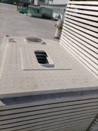 公厕改造水处理罐定制玻璃钢地埋式化粪池