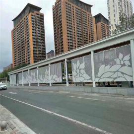 吉百利门头雕花铝单板 凹凸造型雕花铝单板