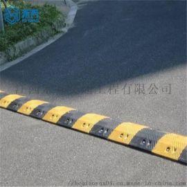 学校幼儿园小区门口道路减速带-南昌禾乔厂家