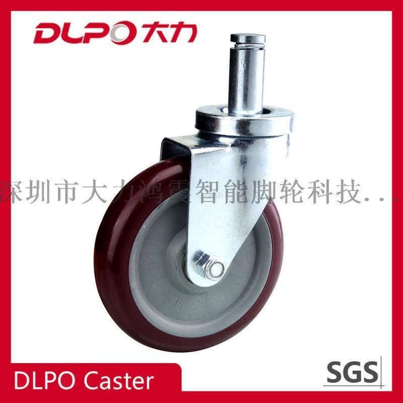 中型镀锌枣红双轴聚氨脂插杆膨胀式