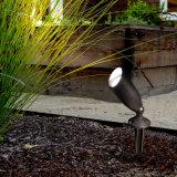 led地插灯户外防水插地 防水照树灯景观庭院投射灯