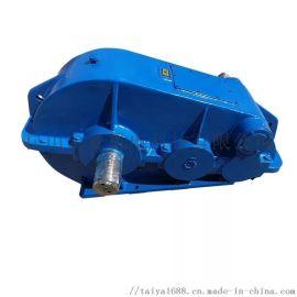 厂家供应圆柱齿轮减速机,卧式软齿面齿轮减速机