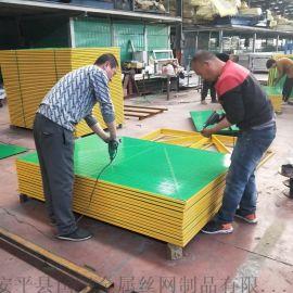 外架防护钢板网建筑  安全围挡建筑钢片网