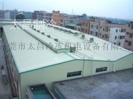 环保空调在工业厂房的应用