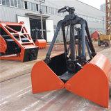 煤渣石灰垃圾用单绳悬挂抓斗多年生产抓斗厂家质量可靠