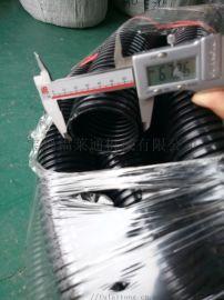 PP塑料波纹管 塑料穿线管