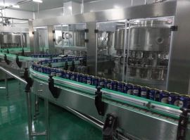 黑枸杞饮料生产设备(1万瓶)自动化枸杞汁加工生产线 饮料灌装设备