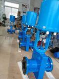 GJ941X-DN300耐高溫電動管夾閥膠管閥鑄鐵