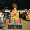 桃花聖母塑像 後土娘娘神像廠家 女媧老母佛像