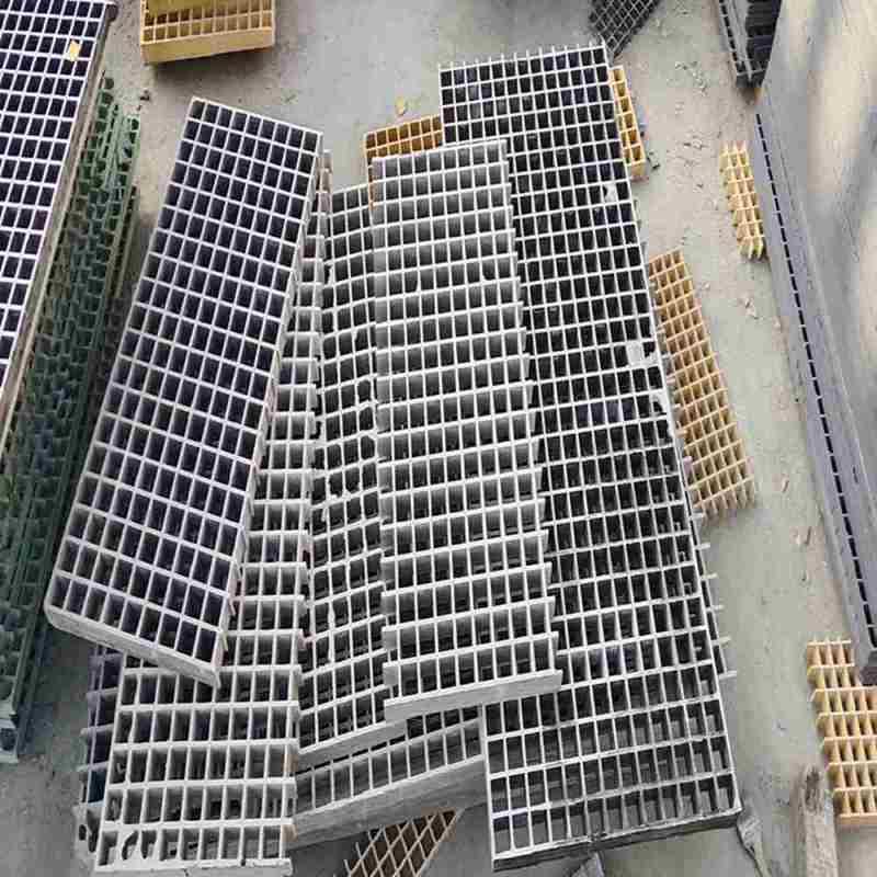 张家界水产养殖厂格栅 拉挤玻璃钢格栅
