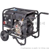 5千瓦小型开架式电启动柴油发电机