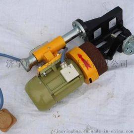 DM-I型电动钢轨端面磨平机 小型固定式断面打磨机
