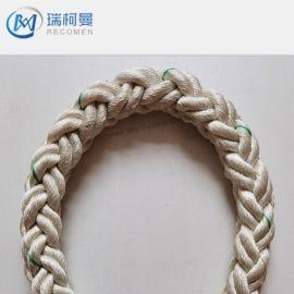 现货供应高强度尼龙八股绳