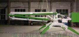 液压移动式布料机A河北沧州液压移动式布料机的型号和特点