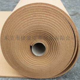 厂家直销背胶自粘软木板 软木卷材公告栏留言板
