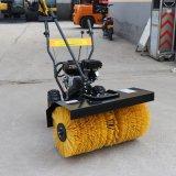 捷克1米滾刷掃雪機 斜角清掃器 手推清雪除雪設備