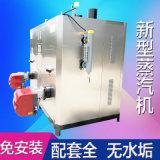 肉制品解冻配套蒸汽发生器 600公斤生物质蒸汽锅炉