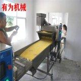 五星鸡块上糠机 全自动成型裹浆裹糠流水线厂家现货