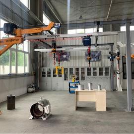 丹芭顿厂家供应悬臂式智能提升机 悬臂吊
