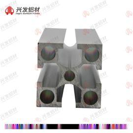 供应兴发铝业挤压铝型材6063铝合金