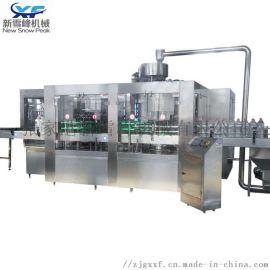 三合一纯净水灌装机 桶装矿泉水灌装生产线